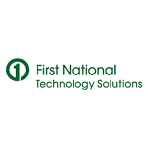 first national technology solutions logo